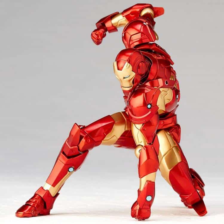 Revoltech Iron Man Figure 2
