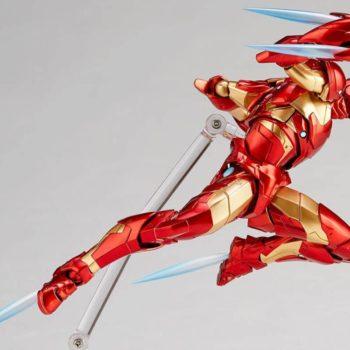 Revoltech Iron Man Figure 6