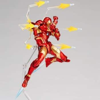 Revoltech Iron Man Figure 8