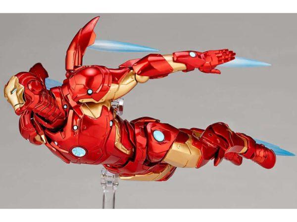 Revoltech Iron Man Figure 9