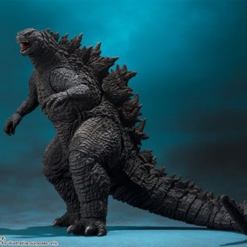 SH MonsterArts Godzilla King of the Monsters 1