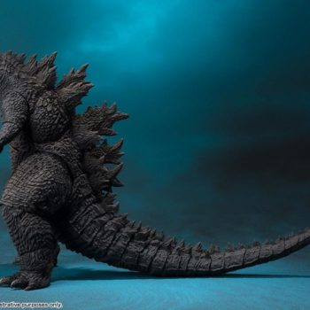 SH MonsterArts Godzilla King of the Monsters 3