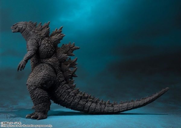 SH MonsterArts Godzilla King of the Monsters 3