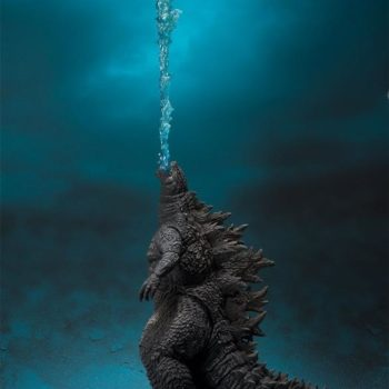 SH MonsterArts Godzilla King of the Monsters 5
