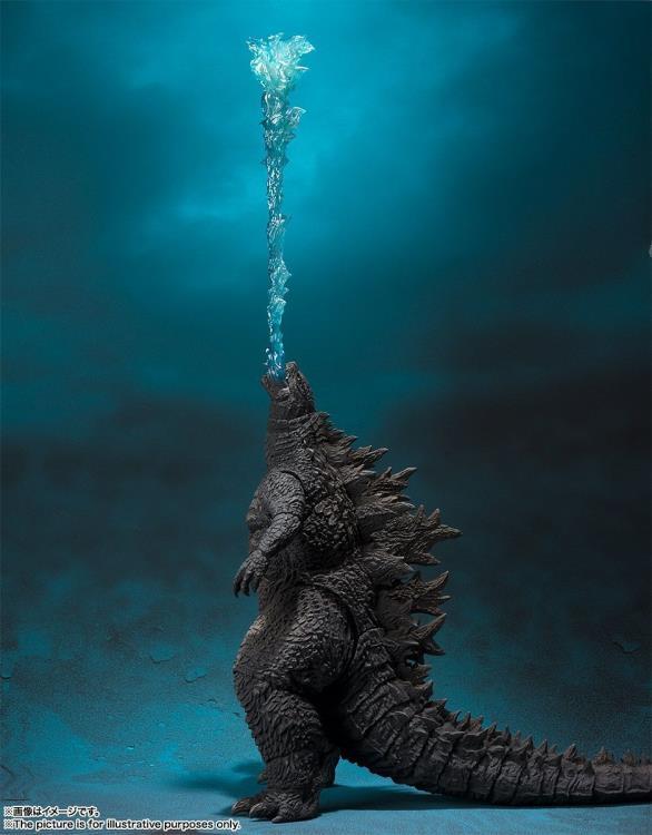 SH MonsterArts Godzilla King of the Monsters 5