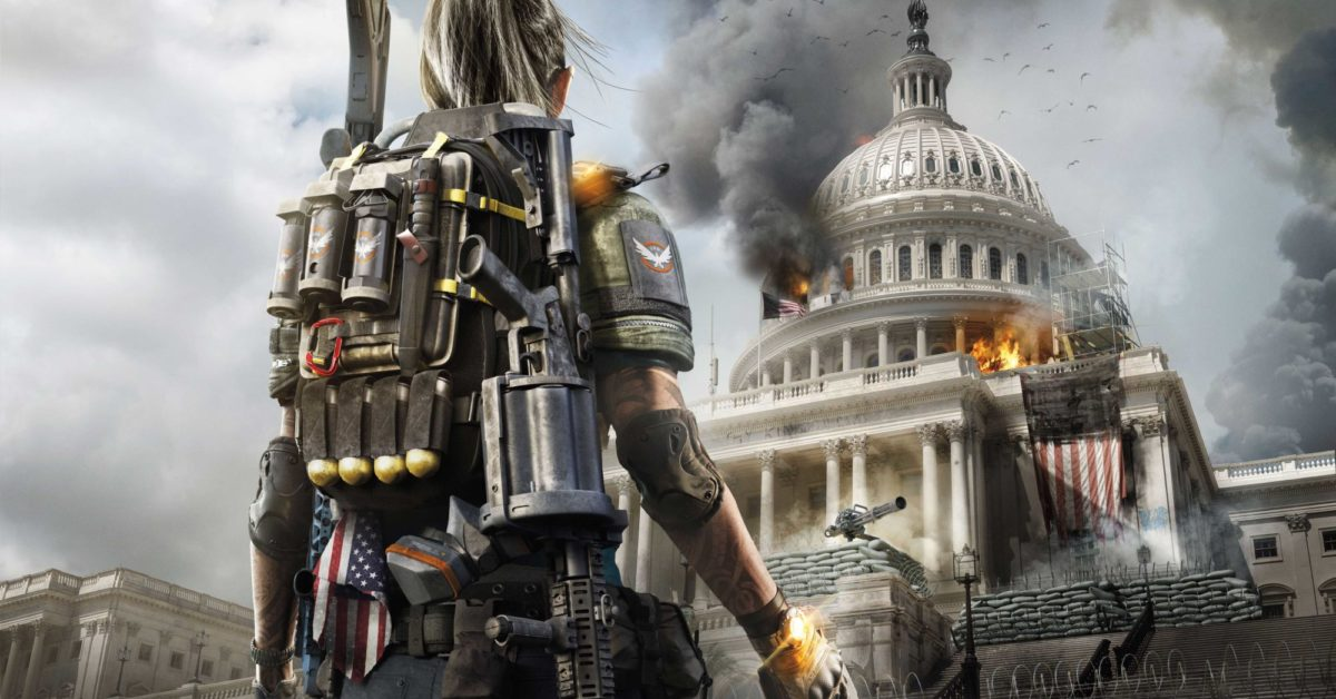 Pre-orders for Division 2 will bring you a second Ubisoft game for