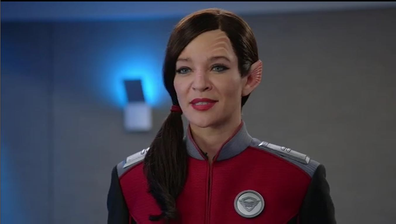 Image result for the orville birthday cake