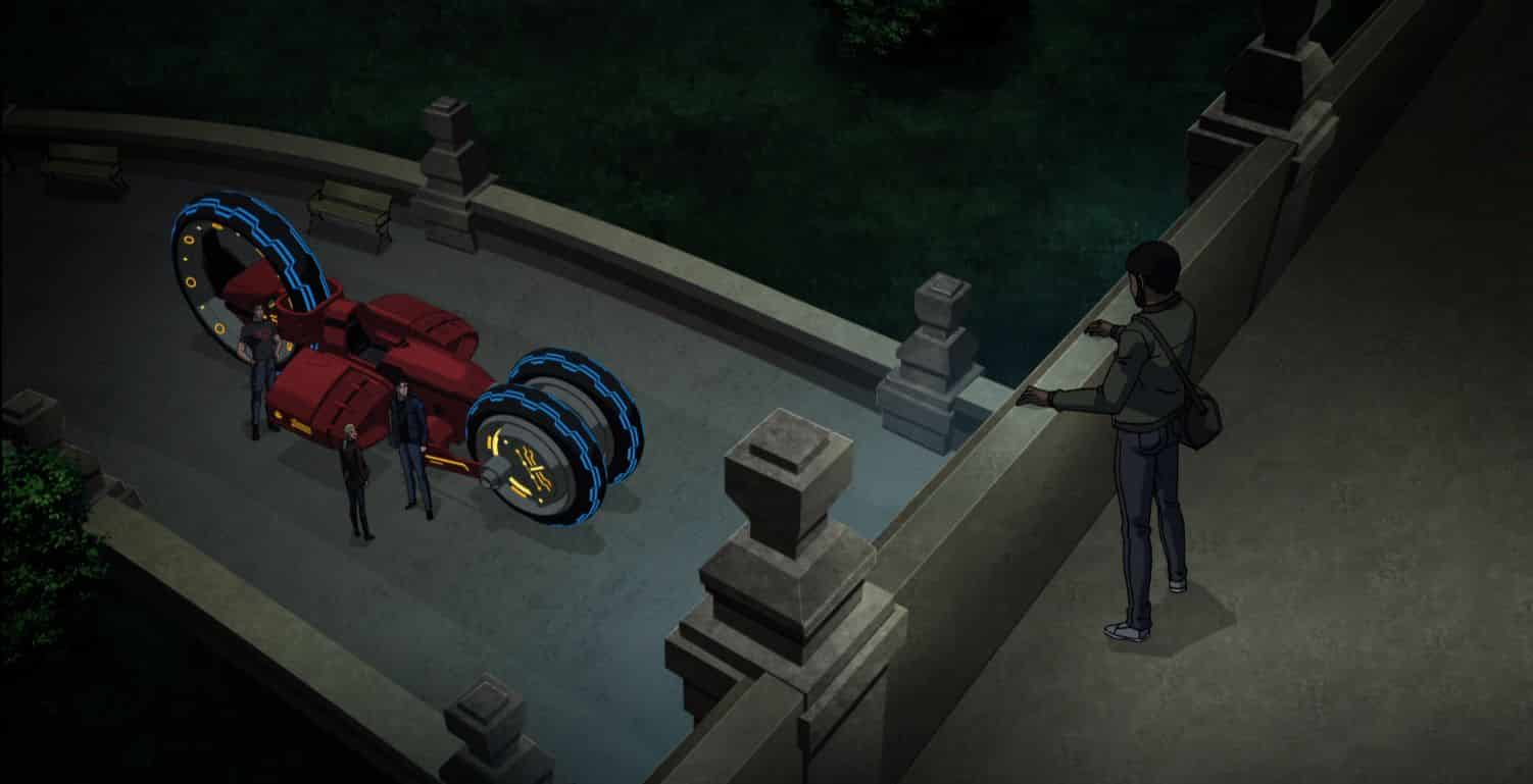 young justice outsiders s03e01