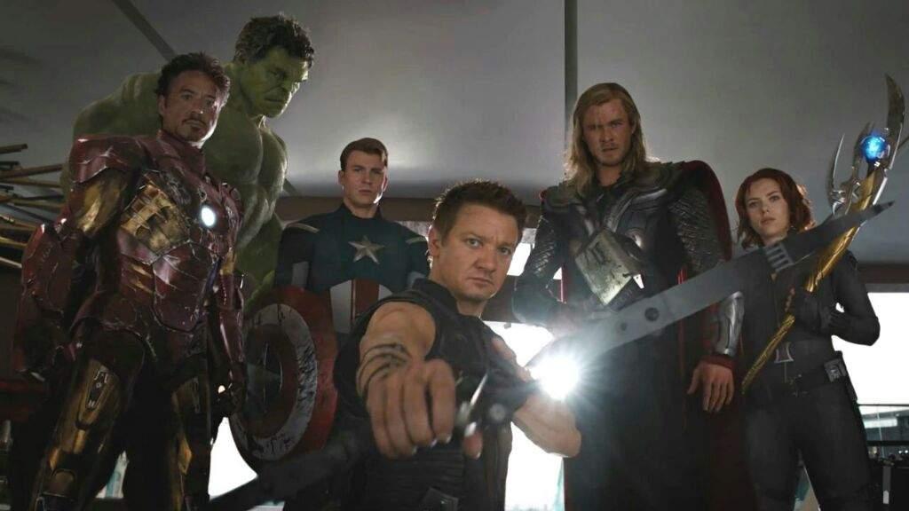 oscars 2019 avengers reunion