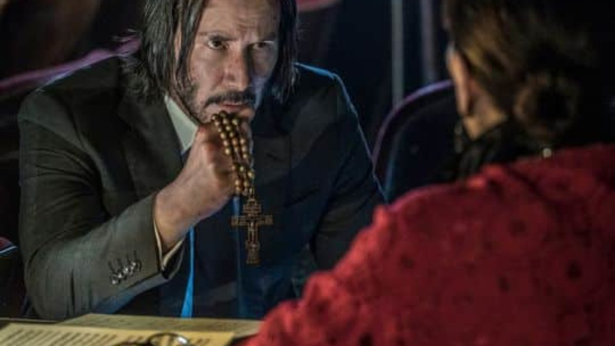 New Poster And Image From John Wick Chapter 3 Parabellum