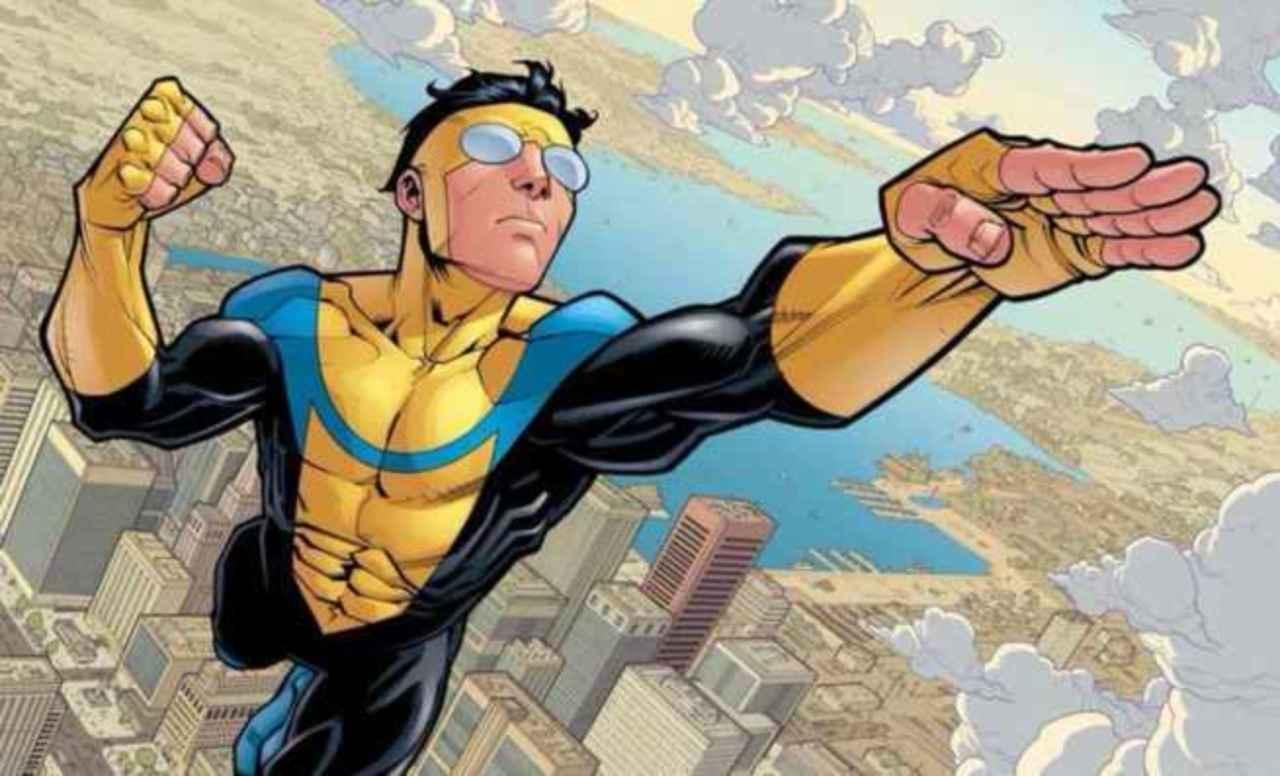 Invincible: Robert Kirkman, Skybound Preview Amazon Animated Series