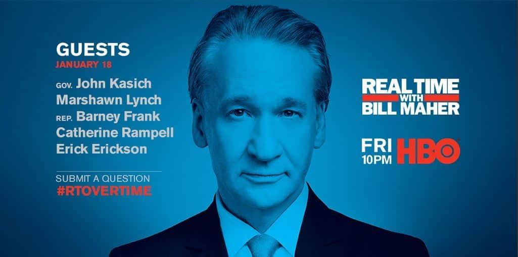 real times bill maher