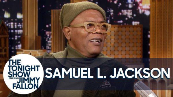 Samuel L. Jackson Tells Jimmy Fallon How He Became Nick Fury