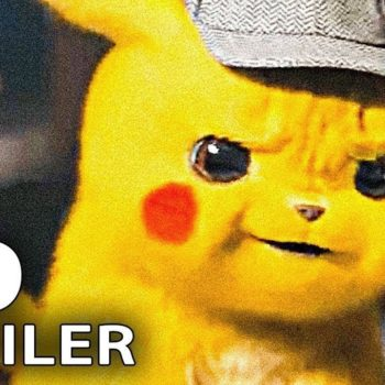 "POKÉMON: DETECTIVE PIKACHU ""Pika Pika"" TV Spot [HD] Ryan Reynolds, Suki Waterhouse, Bill Nighy"