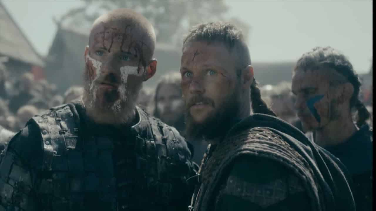 Brother Vs  Brother [Again] in Teaser for 'Vikings' Season 5 Finale