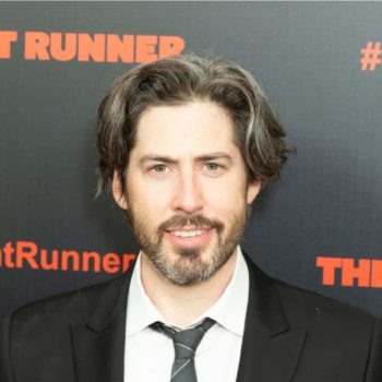 Jason Reitman attends premiere The Front Runner at Museum of Modern Art