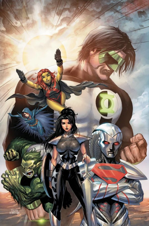 12 DC Comics Covers Revealed – Rob Liefeld's Superman, Artgerm's Wonder Woman, Frank Cho's Catwoman and More