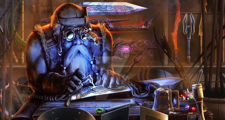 Dungeons & Dragons Officially Brings Back The Artificer