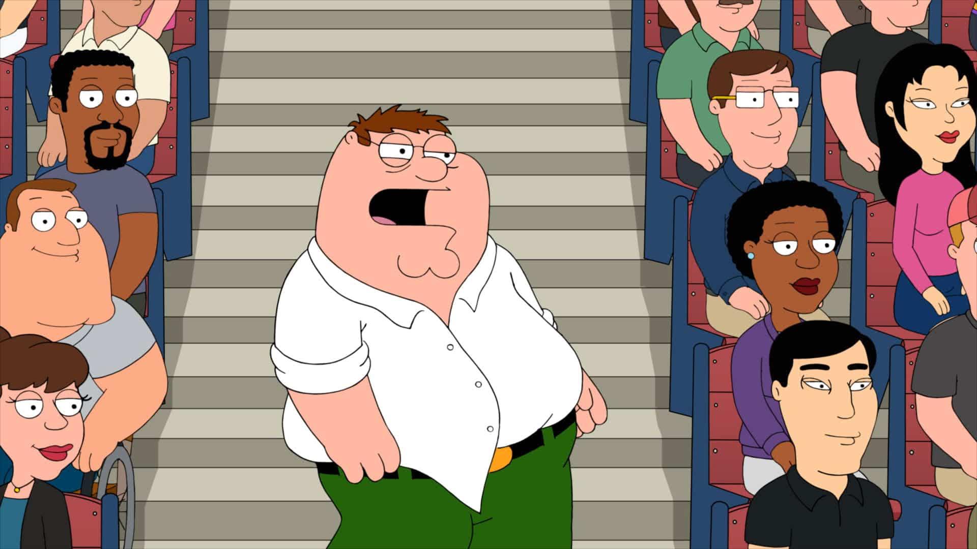 Family Guy,
