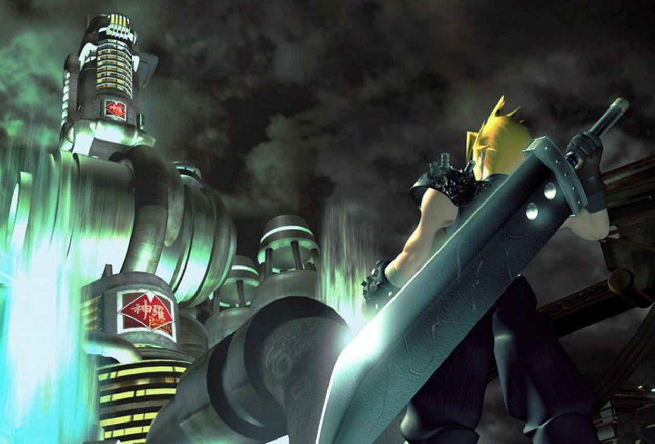 Nintendo Teases Final Fantasy VII Coming Soon on Nintendo Switch