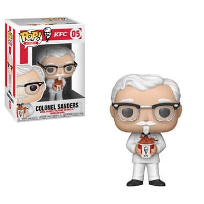 Funko Ad Icons KFC Colonel Sanders