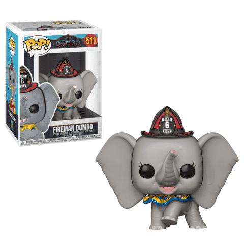 Funko Dumbo Fireman Dumbo