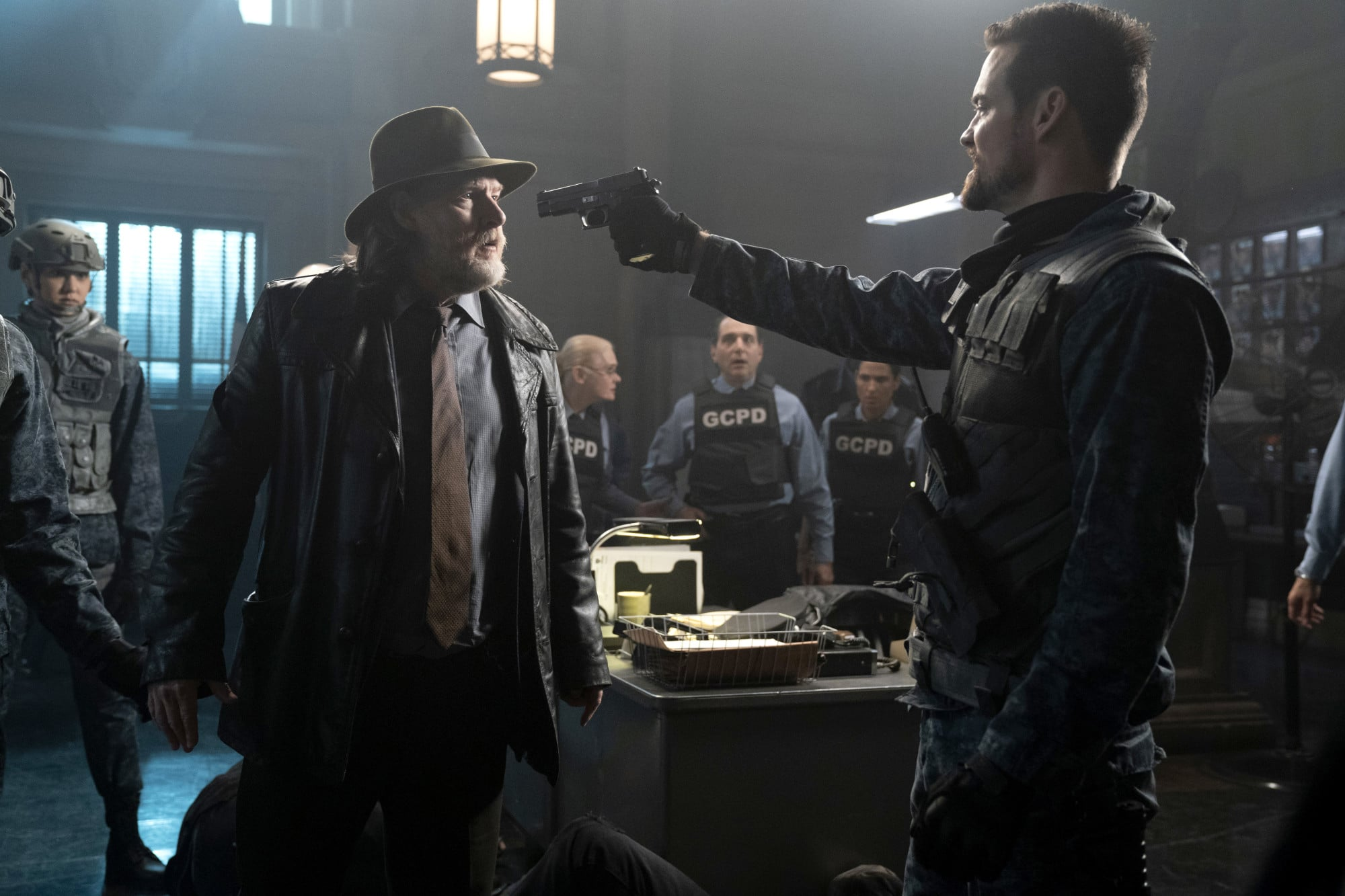 Gotham Season 5 Episode 12 New Catwoman Bruce Wayne