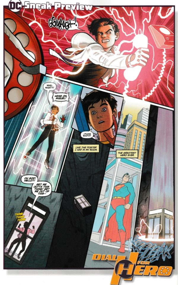 Rob Liefeld Gets Parodied in Dial H For Hero #1 Preview in Today's