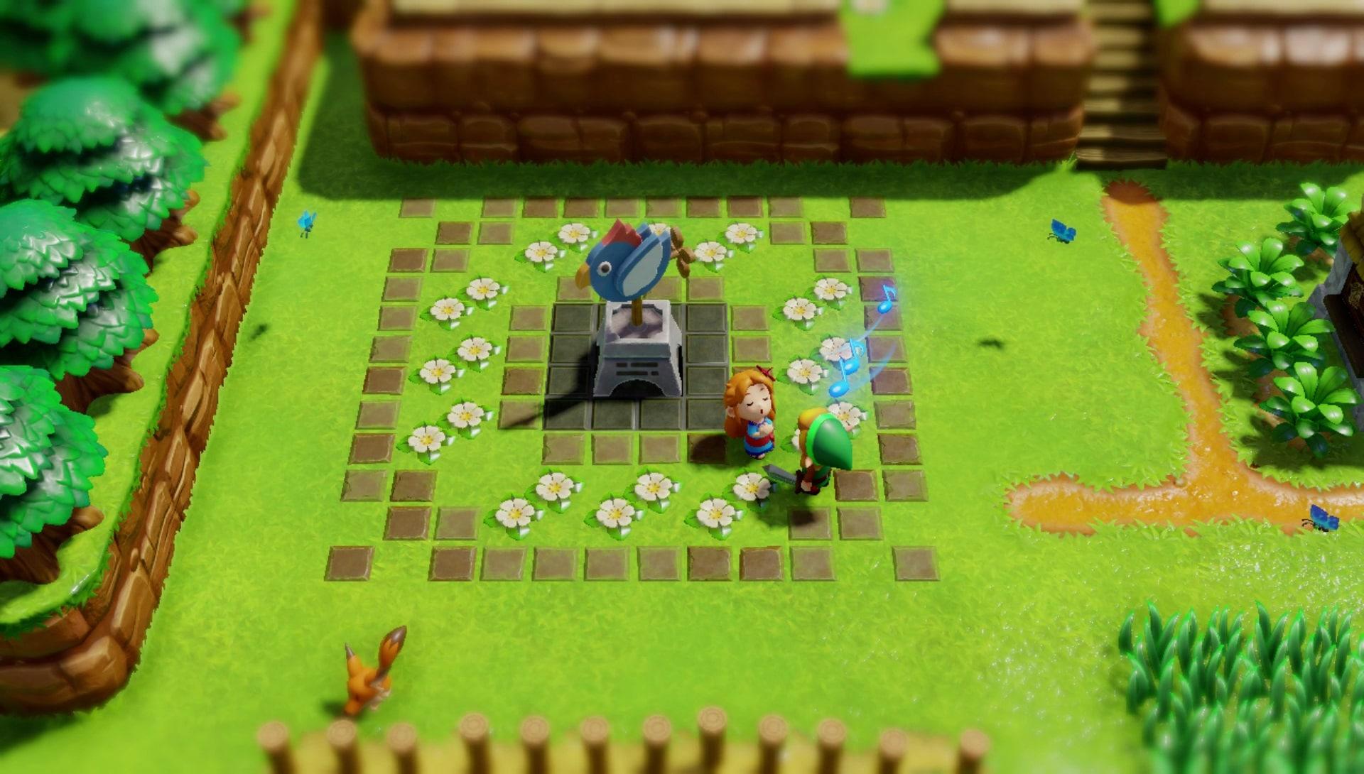 Review The Legend Of Zelda Link S Awakening