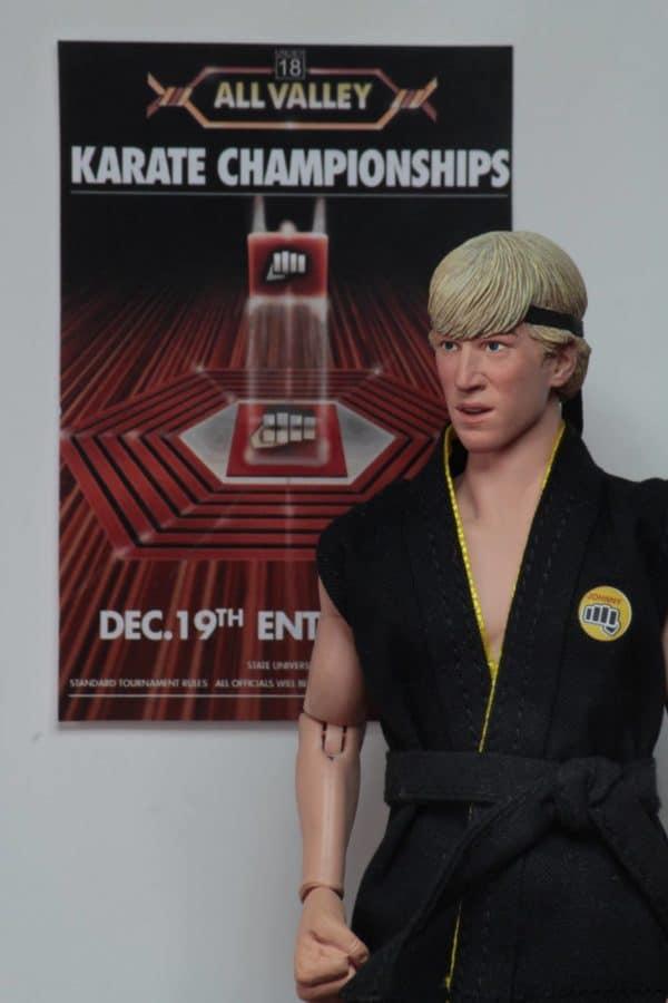 NECA Karate Kid Tournament Set 3