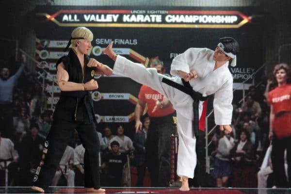 NECA Karate Kid Tournament Set 5
