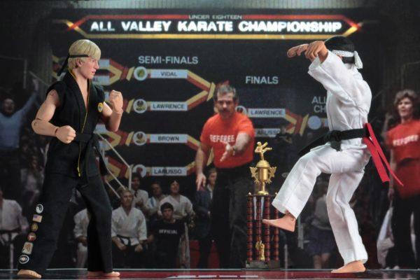 NECA Karate Kid Tournament Set 6