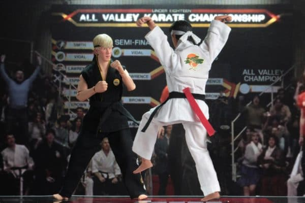 NECA Karate Kid Tournament Set 9