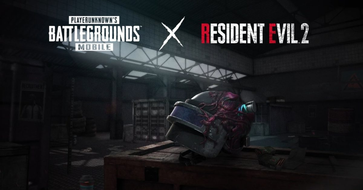 PUBG Mobile and Resident Evil 2 Launch Zombie: Survive Till Dawn Mode - Bleeding Cool News