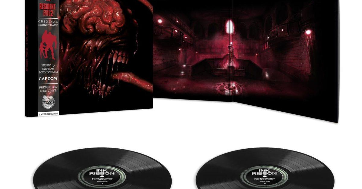 Resident Evil 1 2 Original Soundtracks Being Pressed To Vinyl