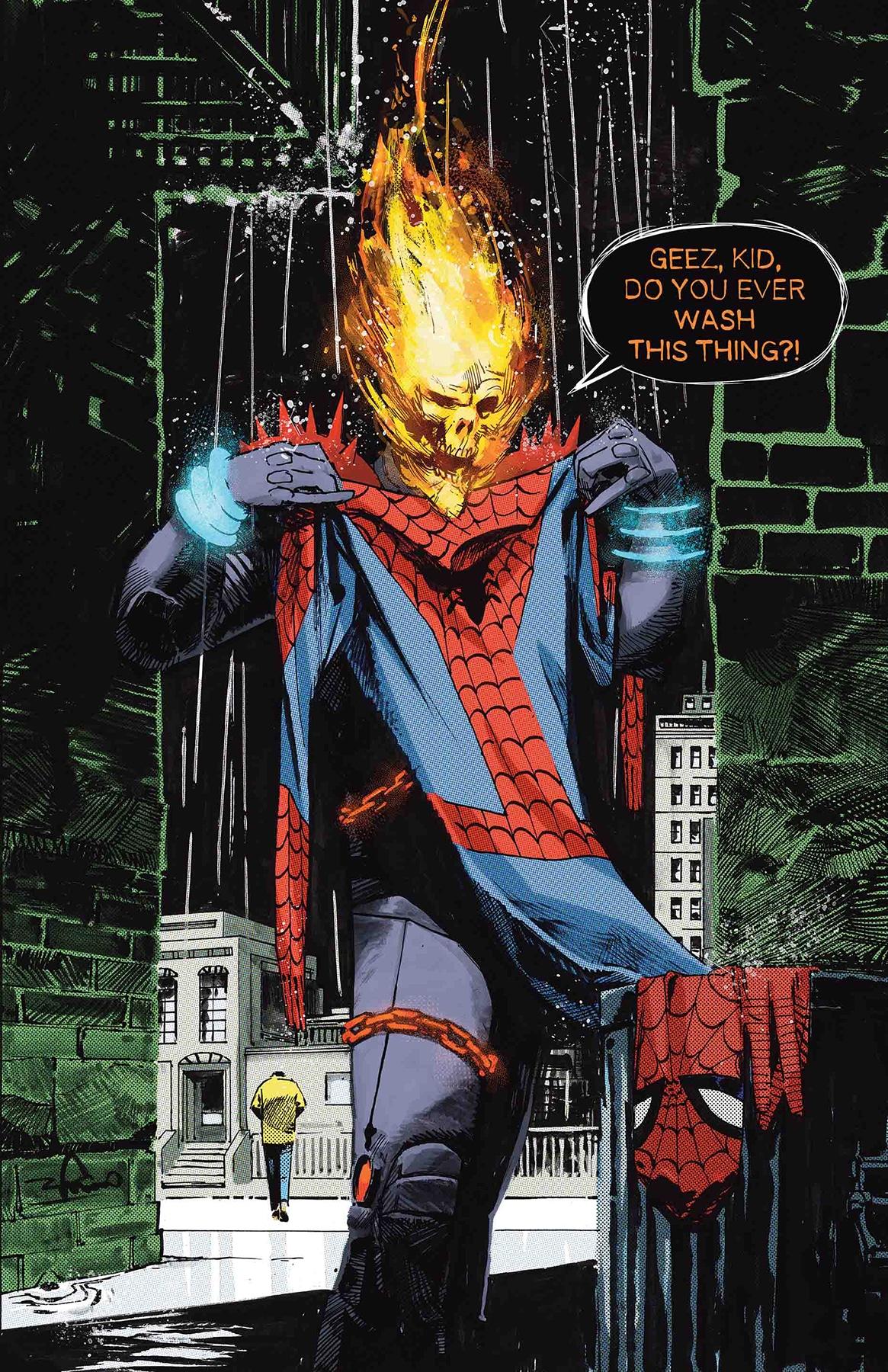 Todd Nauck Replaces Gerardo Sandoval on Cosmic Ghost Rider