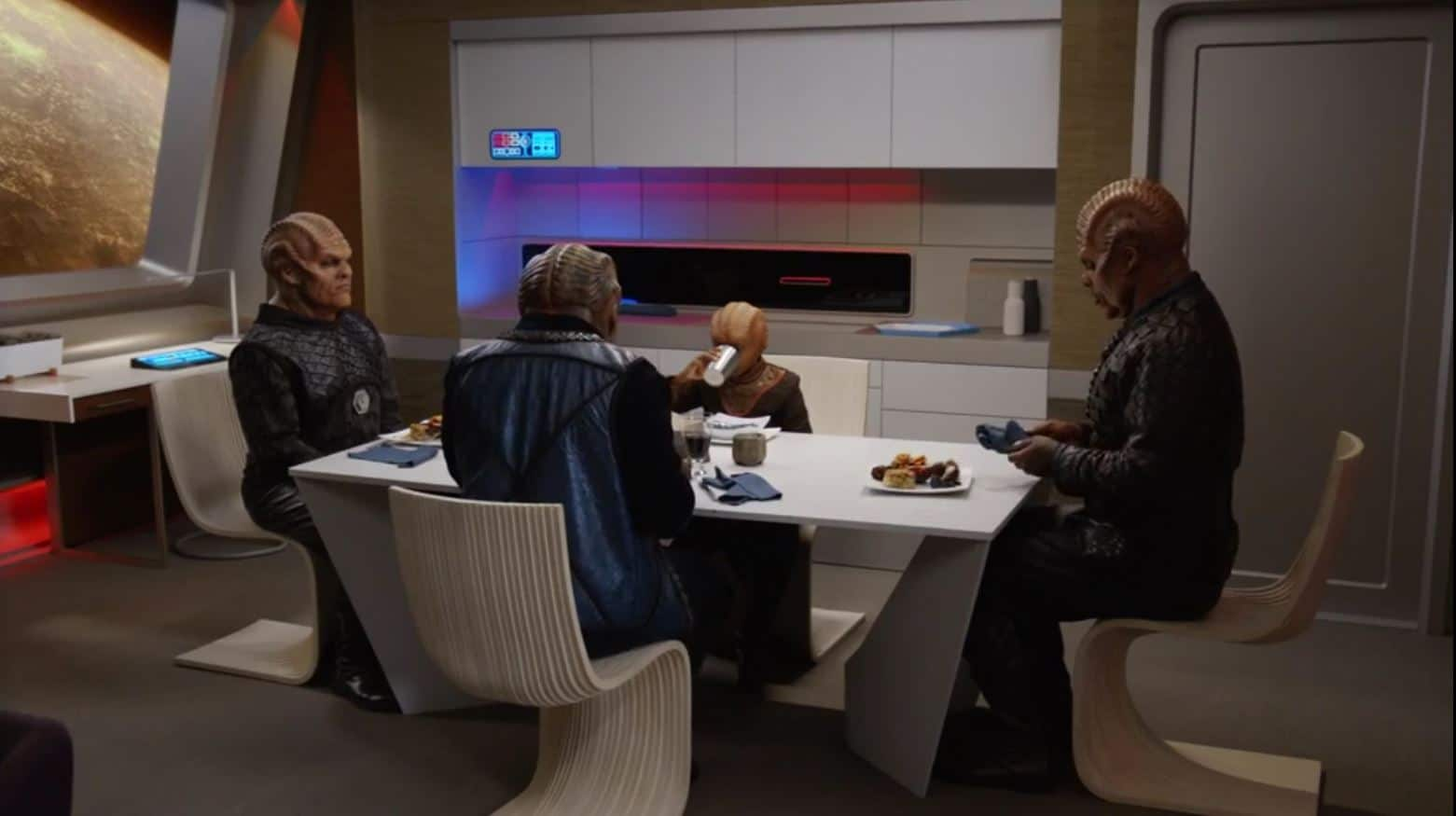 Image result for the orville deflectors