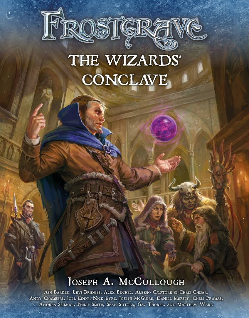 Review: Fantasy Game Dream Team Brings Magic to 'The Wizards' Conclave