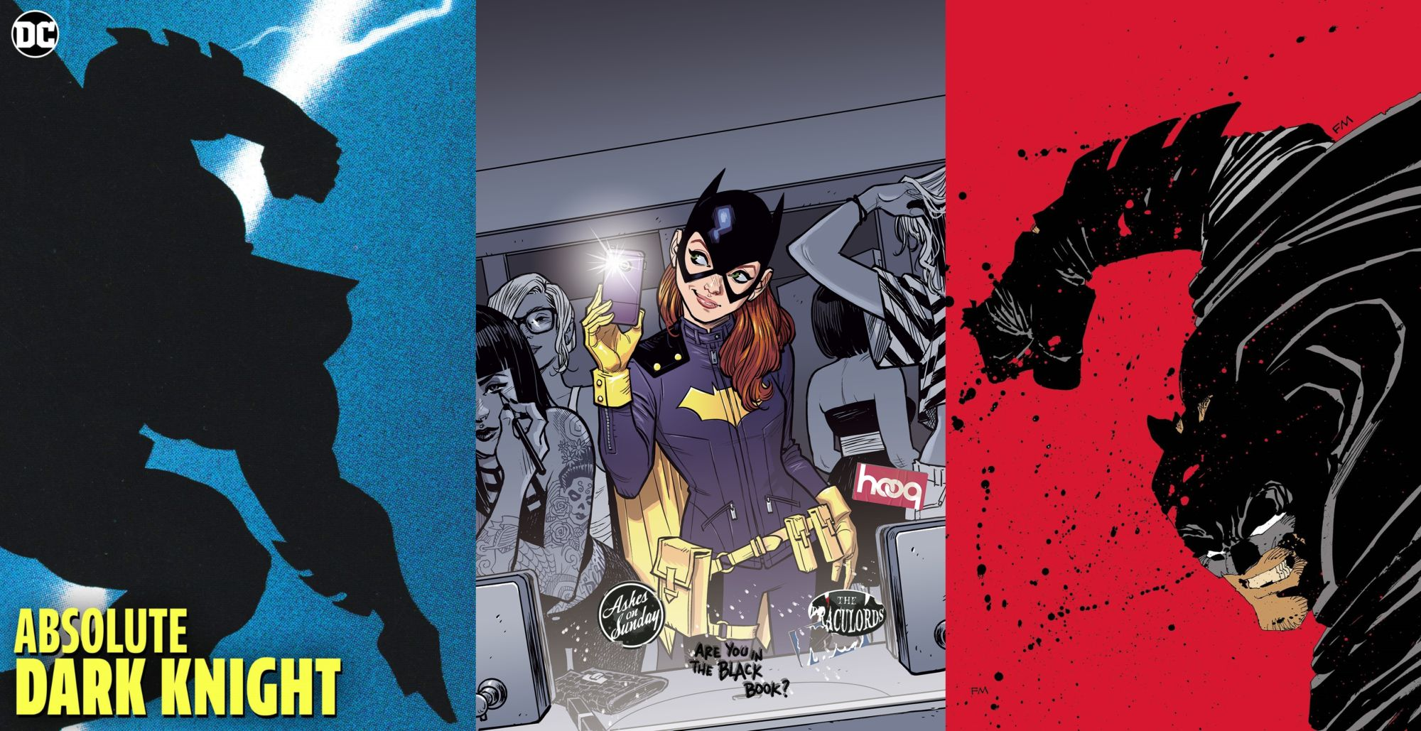 DC Comics Cancels Batgirl Of Burnside Omnibus and Absolute Dark Knight