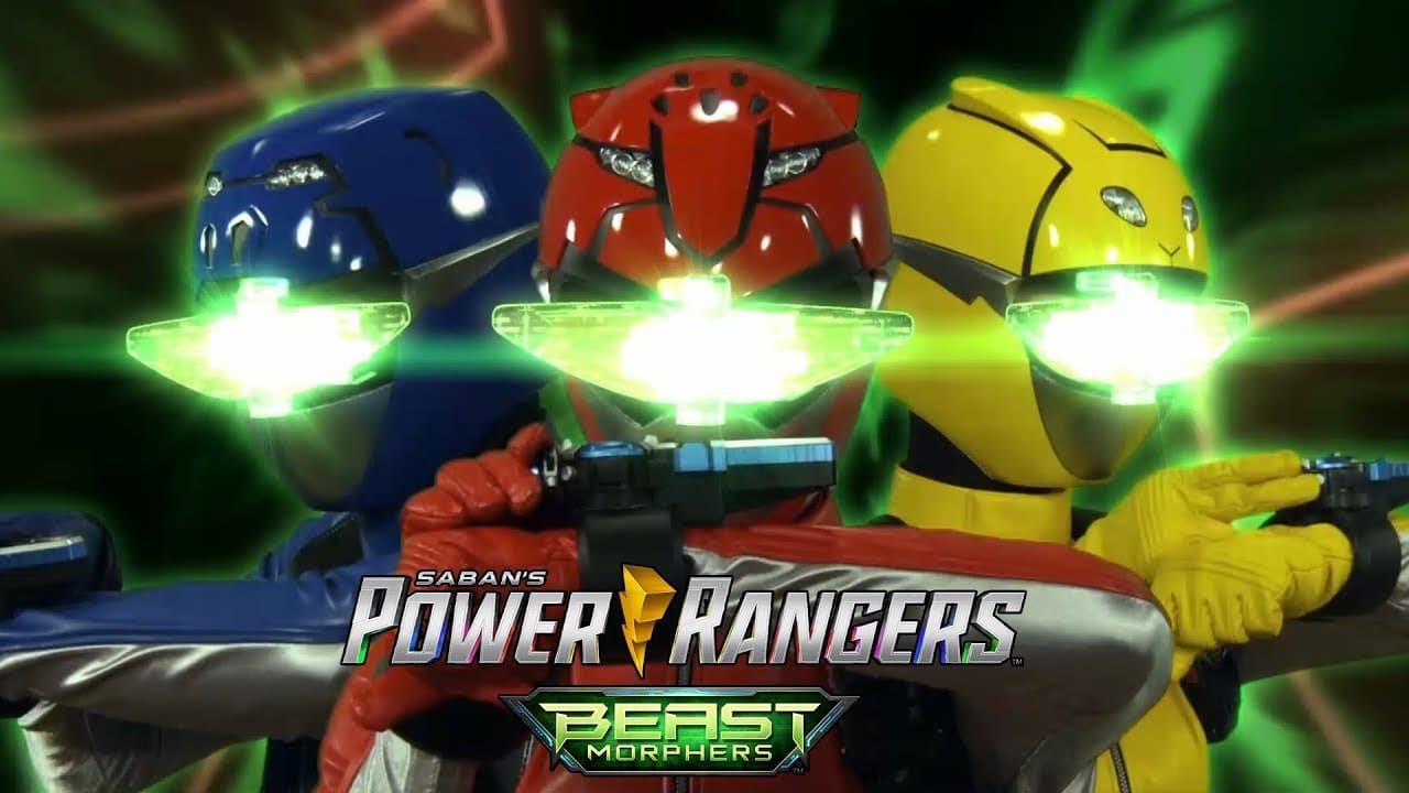 Power Rangers Beast Morphers: Nickelodeon Unleashes First-Look Trailer