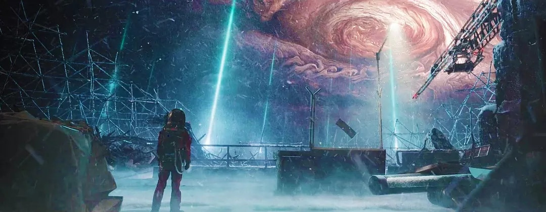 The Wandering Earth: One Huge Jump for China's Science Fiction Blockbuster Movie Future - Bleeding Cool News