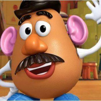 Toy Story Mr. Potato Head Don Rickles