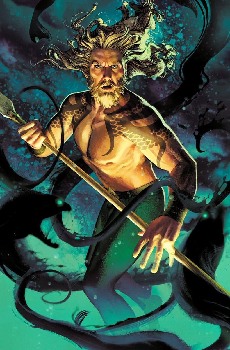 Dc Comics Aquaman To Get Momoa Style Tattoos