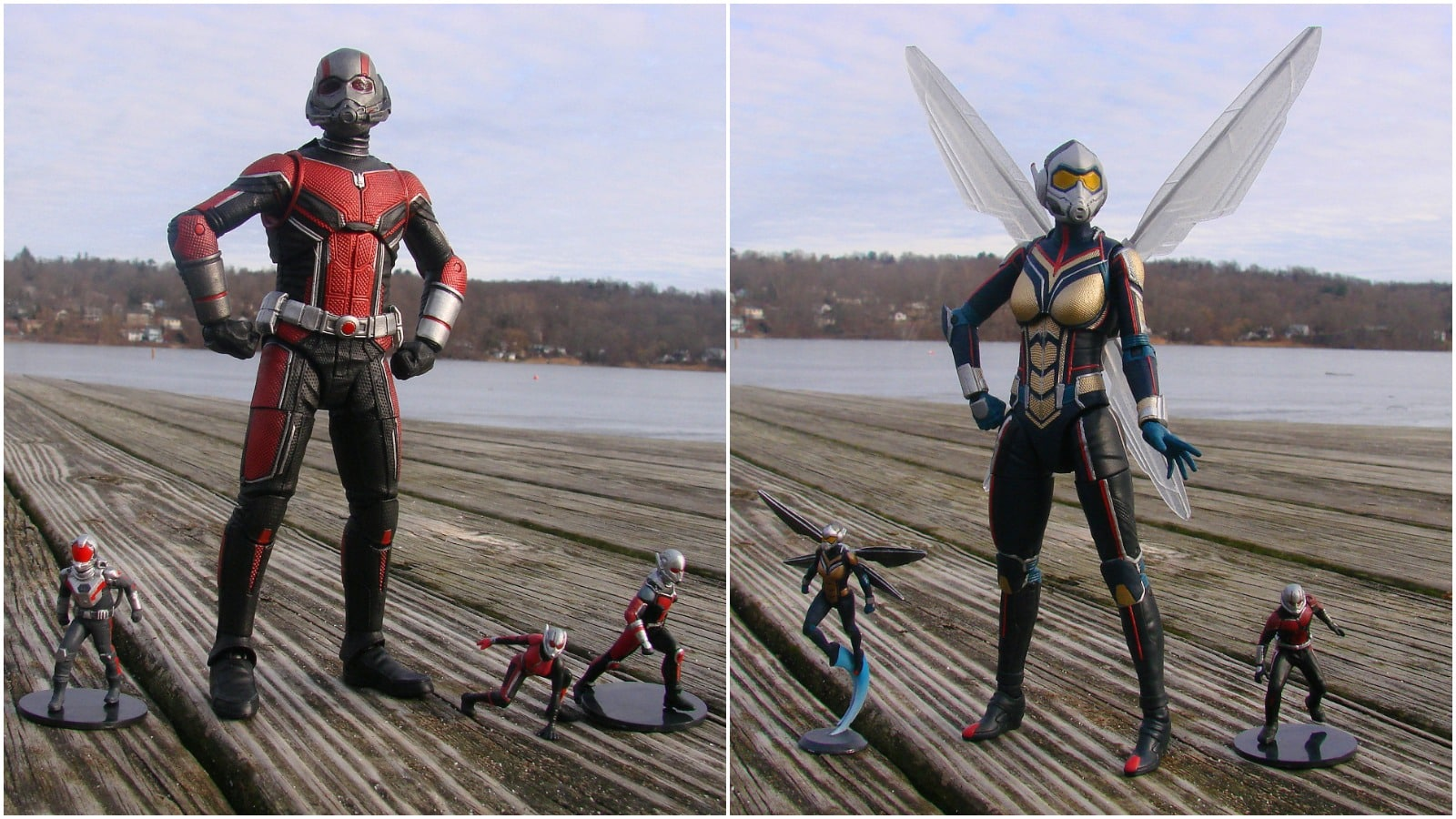Ant-Man and the Wasp Marvel Select Actionfigur Disney  NEU