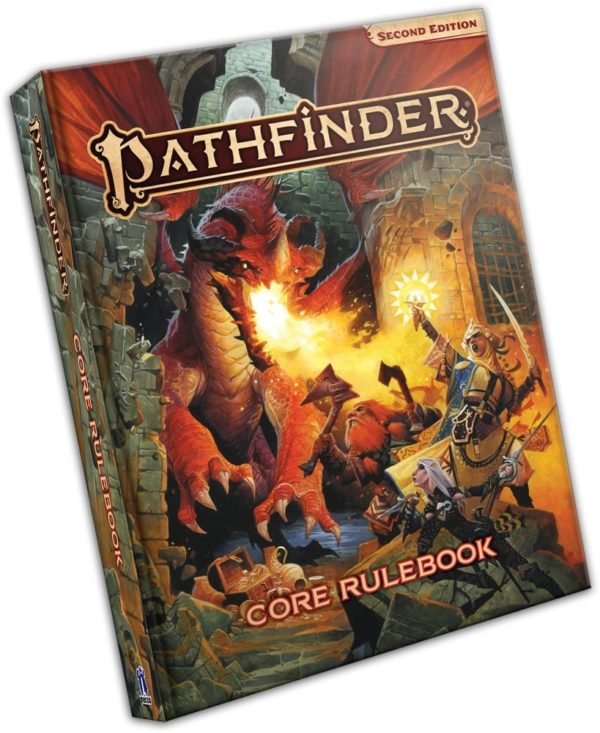 Paizo Officially Announces Pathfinder Second Edition Release Date