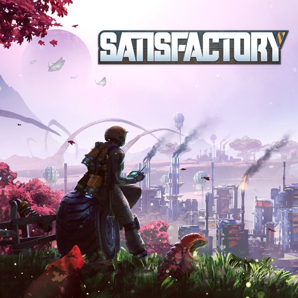 Satisfactory Will Launch in Early Access on the Epic Games Store in