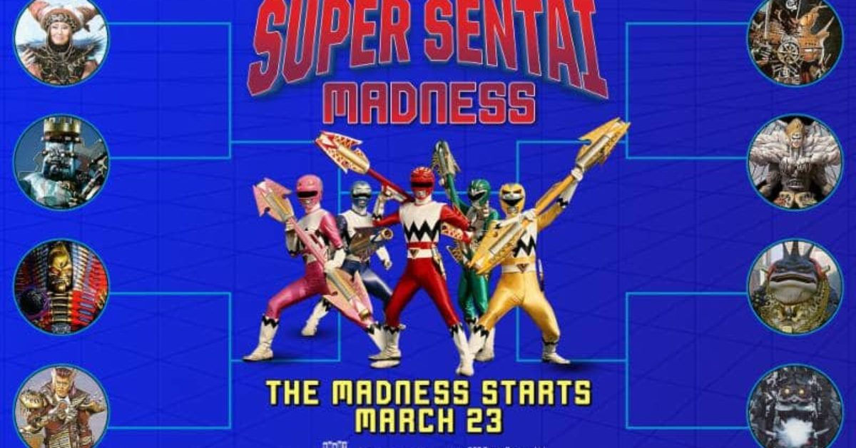 Super Sentai Madness' Coming to Shout Factory TV Starting March 23