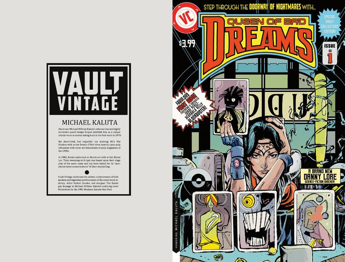Vault Comics Vows to Publish Vintage Homage Variants for