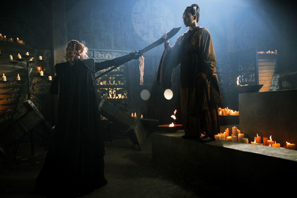 Into the Badlands' Season 3 Episode 9: Dare You Enter the