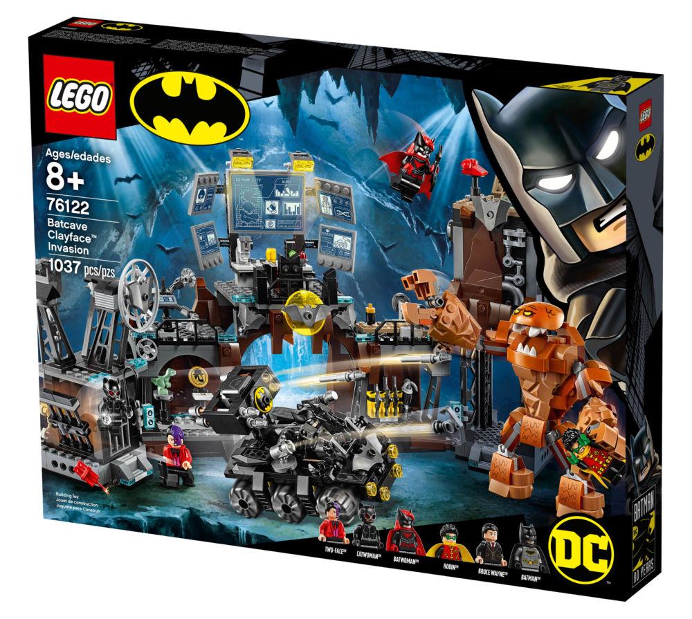Lego Releasing Six New Batman Sets Celebrating His 80th Anniversary